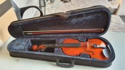 Título do anúncio: Violino 4/4 Vivace semi novo