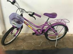 Bicicleta de Menina