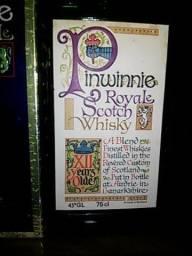 Whisky Pinwinnie