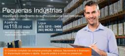 Sistema para Indústria/Serviços e Finanças/Fiscal