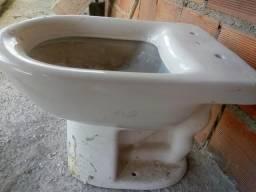 Vaso sanitário comum ( novo ) celite