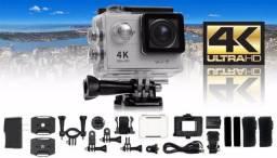 Camera 4k Sports Ultra Hd Dv 1080p Prova D'agua Wi-fi