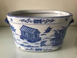 Cachepot Porcelana Chinesa Macau