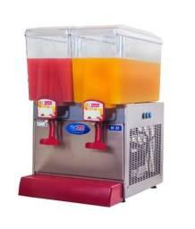 Refresqueira 30 Lts 2 cubas Reubly