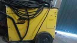Máquina de solda retificadora esab ORIGO ARC 406