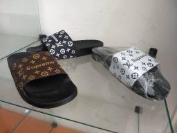 Novos Modelos de Sandálias