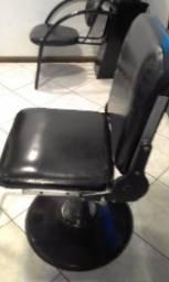 Cadeira de salão reclinavel
