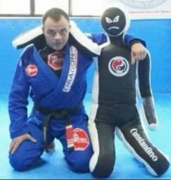 Boneco Constantino Jiu-jitsu Profissional