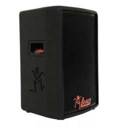 02 caixas de som ativa Leacs vtx 300 muito conservada