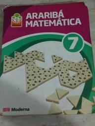 Arariba Matematica 7º Ano + Caderno De Exercicios