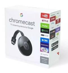 Google Chromecast 2 Hdmi Edição 2018 Original 1080p