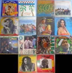 LPs Reggae, diversos