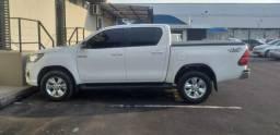 Toyota Hilux 18/19 diesel 4x4 aut - 2019