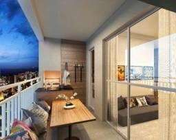 Viva Felicitá, apartamento com 2 quartos e varanda gourmet em Hortolândia!