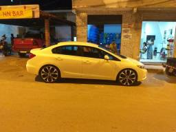 Honda civic 13.14 zero demais - 2014