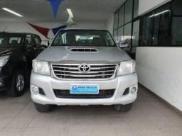 Toyota Hilux SRV cd 4x4 - 2012 - 2011