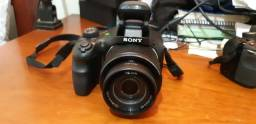 Câmera fotográfica Sony Cyber Shot DSc HX 300