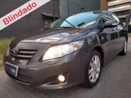 Toyota Corolla 2010/2010 1.8 se-g flex automático - Blindaddo - 2010