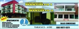 Aluga-se Apartamentos em Tarauacá