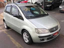 FIAT IDEA 2005/2006 1.8 MPI HLX 8V FLEX 4P MANUAL - 2006