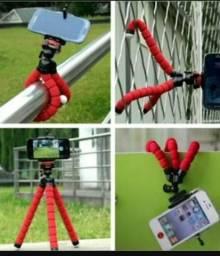 Tripe Flexivel para celular e câmera digital promoção