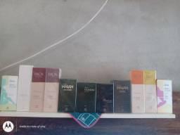 Perfumes E Hidratante Corporal Natura