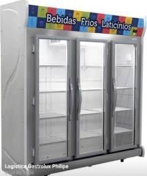 Freezer expositores,ilhas e balcão expositores tudo para seu comércio