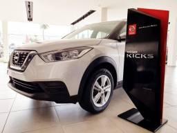 Nissan Kicks 1.6 S MT 2020/2020 Manual R$ 87.490,00