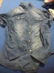 Linda blusa jeans