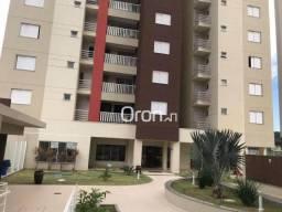 Apartamento com 3 dormitórios à venda, 74 m² por r$ 320.000,00 - santa genoveva - goiânia/