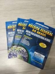 Vendo Combo Auditor Fiscal da Receita Federal - Editora Nova Concursos - Aceito Propostas