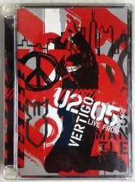 DVD Vertigo 2005: Live from Chicago - Original comprar usado  Brasília
