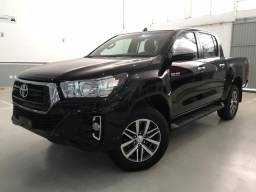 Toyota Hilux 2.8 Srv 4x4 CD 16V Diesel 4P Aut - 2020