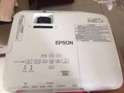 Projetor Epson Powerlite X24