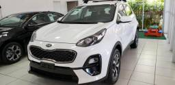 Novo Kia Sportage LX 2.0 AT Flex 2020