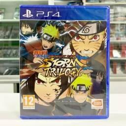 Usado, Tá acabando game PS4 Naruto Storm Trilogy disponível em Playstation comprar usado  Belem