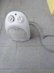 Ventilador ar quente