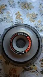Alto Falante Oversound 12 MB 450w Rms 8 Ohms comprar usado  Novo Gama