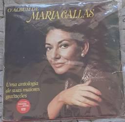 LP duplo - Maria Callas