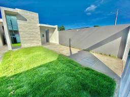 Casas novas com 3 quartos com ótimo acabamento no Eusebio!