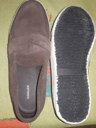 Vendo esse sapato de camurça da Oakley original