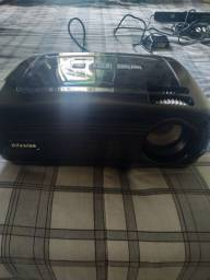 Projetor alfawise 3200 lumes Android