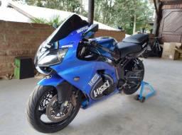 Vendo zx6r 2001