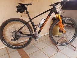 Bicicleta aro 29 carbono