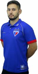 Camisa Fortaleza Oficial Escudetto Casual 2018.10-23