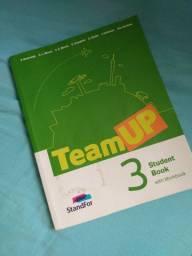 Livro inglês 8° Ano Team UP 3