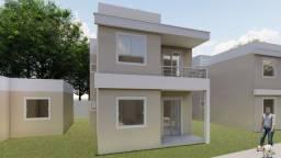 Lançamento Maravilhoso Abrantes, casas novas 2/4 ou 4/4, R$ 260.000,00