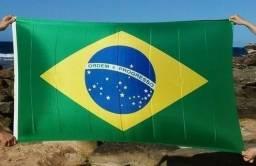 Bandeira Do Brasil Grande Manifestação Moro STF Bolsonaro Politicos