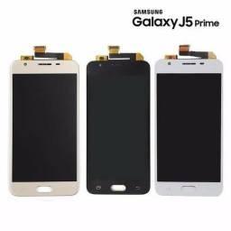 Tela Display Touch Lcd J5 Prime G570 + Brinde Cabo Carregar