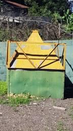 Caixa de Ferro Tipo Tulha